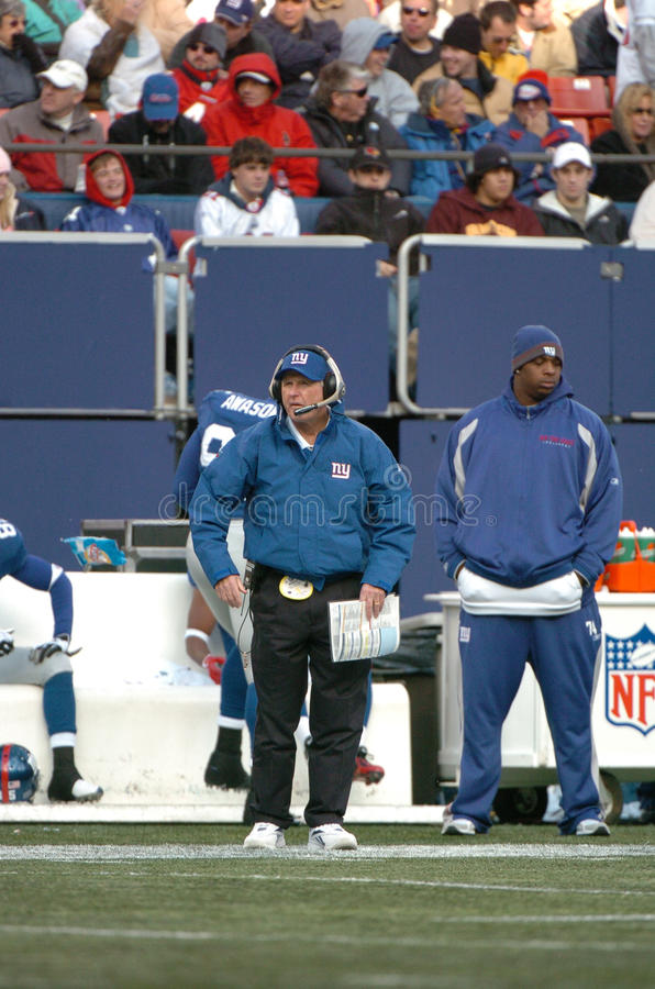 Tom Coughlin images stock