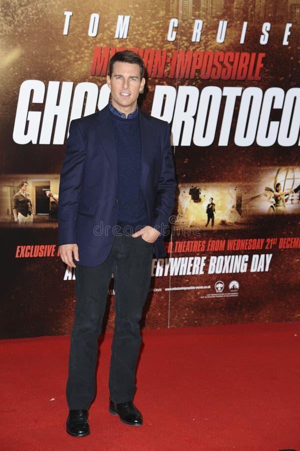 Tom Cruise lizenzfreie stockfotos