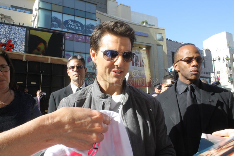 Download Tom Cruise Editorial Stock Photo - Image: 25264793
