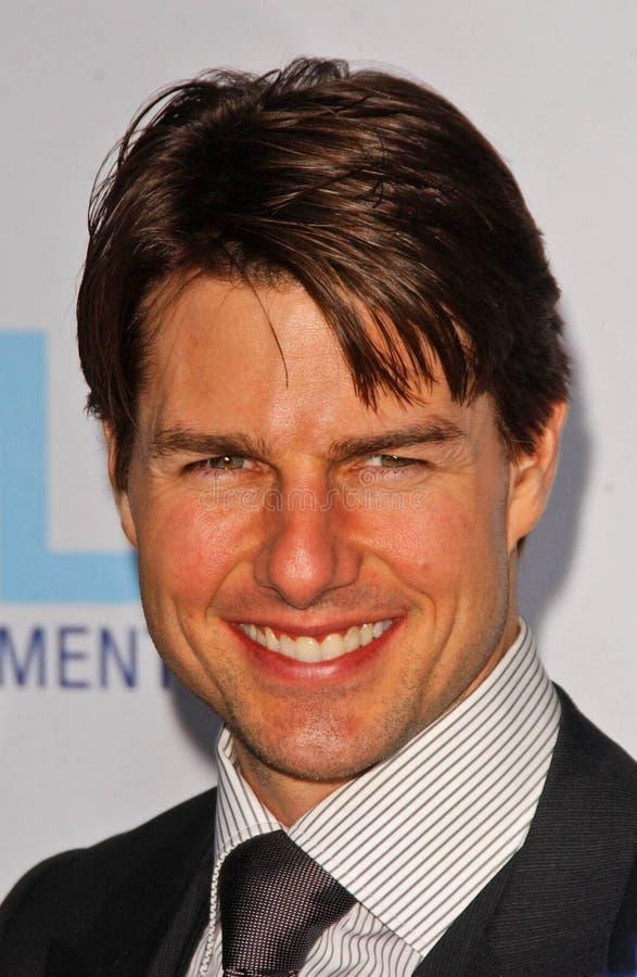 Tom Cruise royalty free stock photo