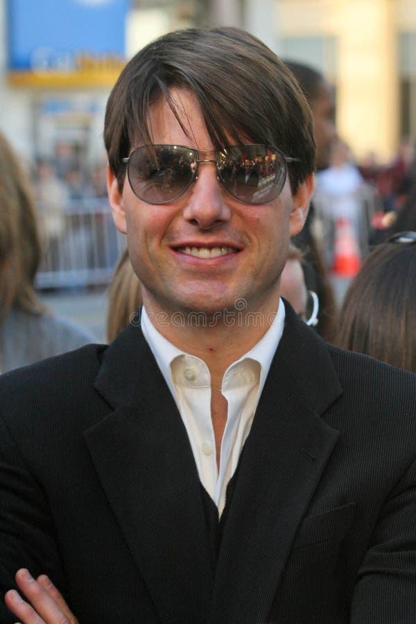 Tom Cruise, Will Smith immagine stock