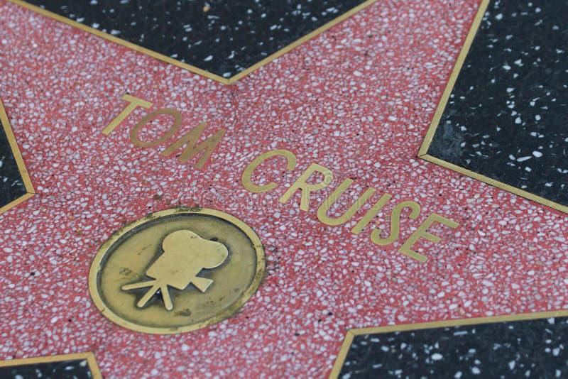 Tom Cruises Hollywood-Star stockbilder