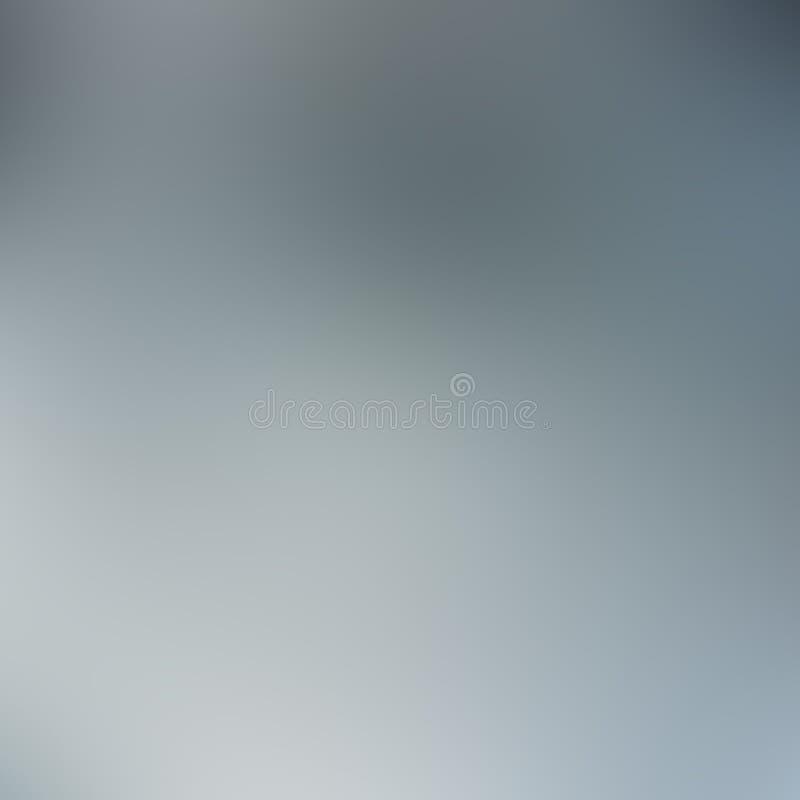 Tom do cinza de prata Papel de parede abstrato do fundo ilustração do vetor