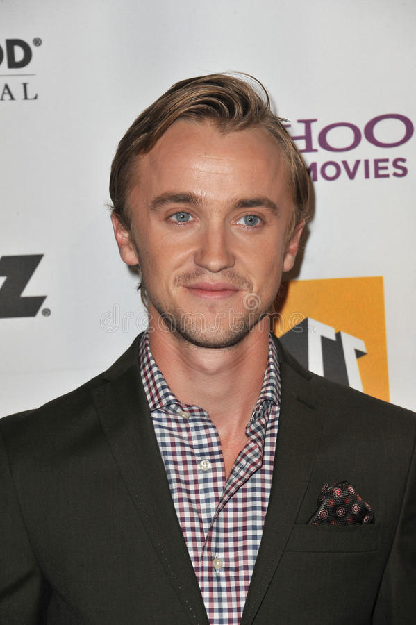 Tom Felton fotos de stock