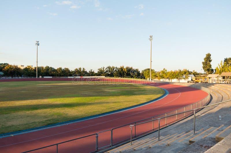 Tom Flood Sports Centre in Bendigo, Australië stock afbeelding