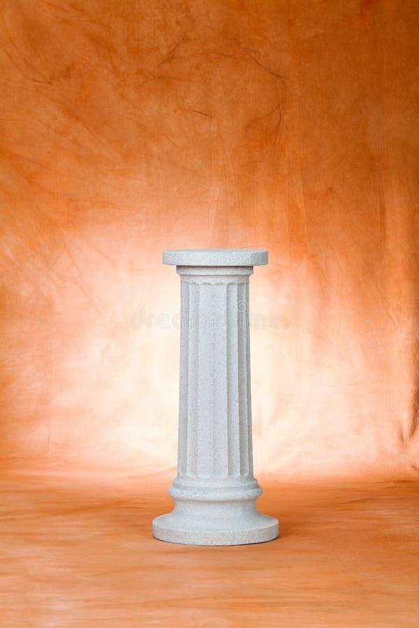 tom fotostudio för kolonn fotografering för bildbyråer