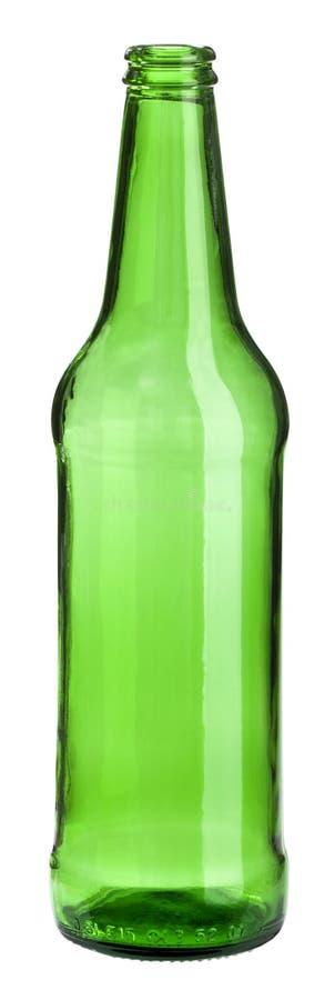 tom green för flaska royaltyfri bild
