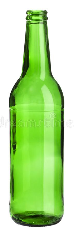 tom green för flaska arkivfoto