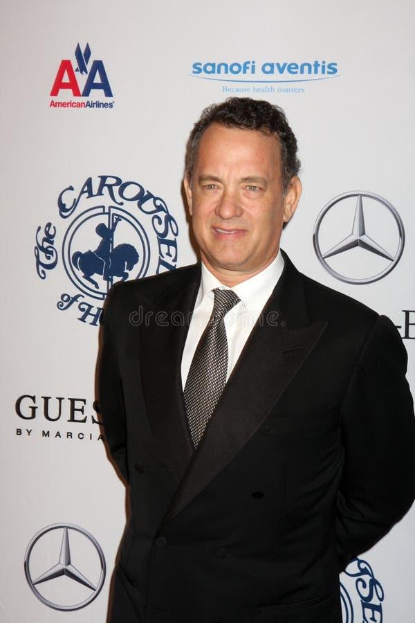 Tom Hanks zdjęcia royalty free