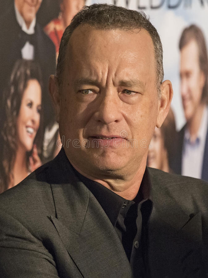Tom Hanks stock fotografie