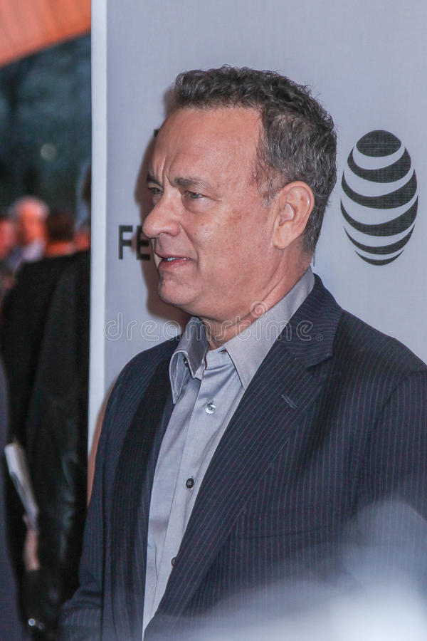 Tom Hanks royalty-vrije stock afbeeldingen