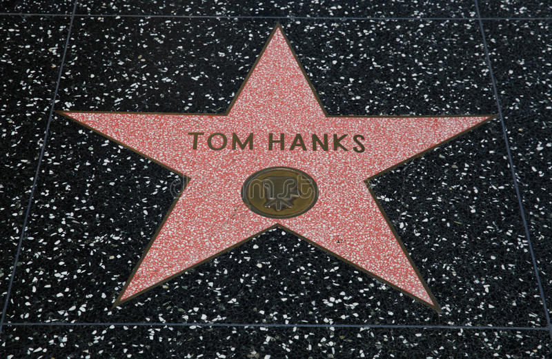 Tom Hanks foto de stock royalty free