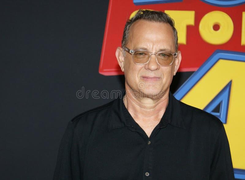 Tom Hanks royalty-vrije stock foto's