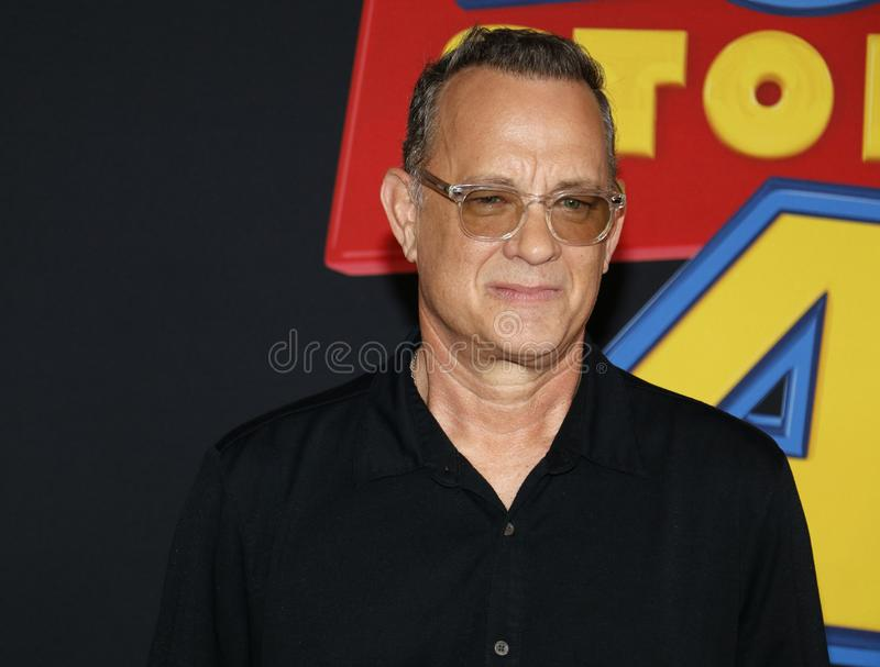 Tom Hanks stock afbeelding