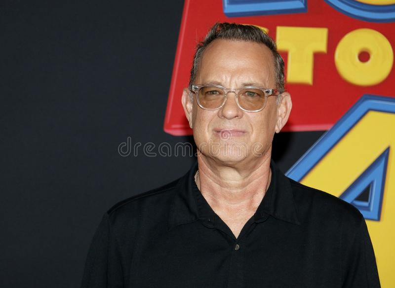 Tom Hanks stock afbeeldingen
