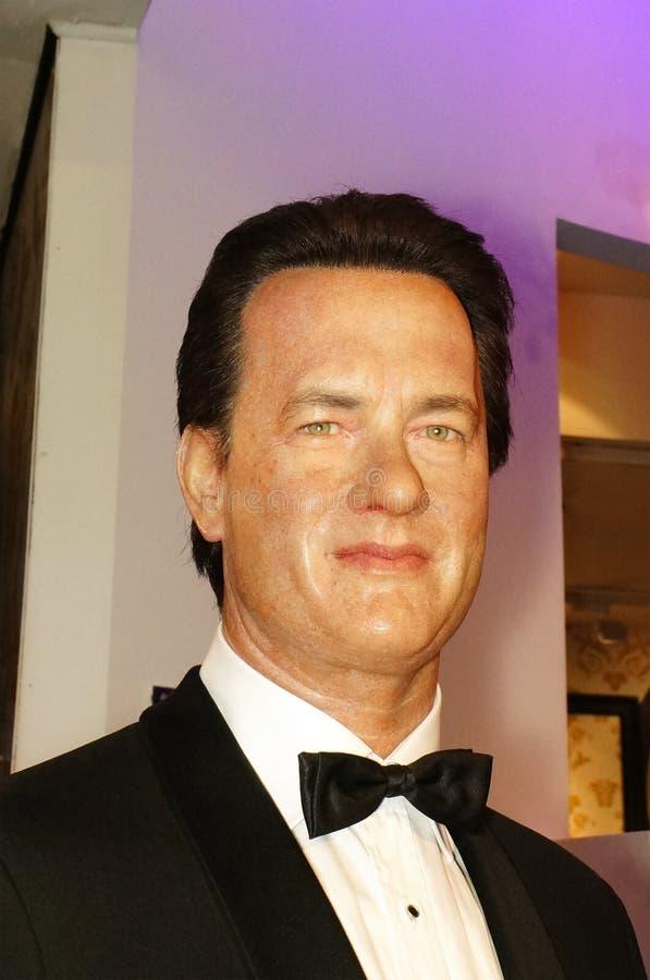 Tom Hanks Forrest Gump royaltyfria foton