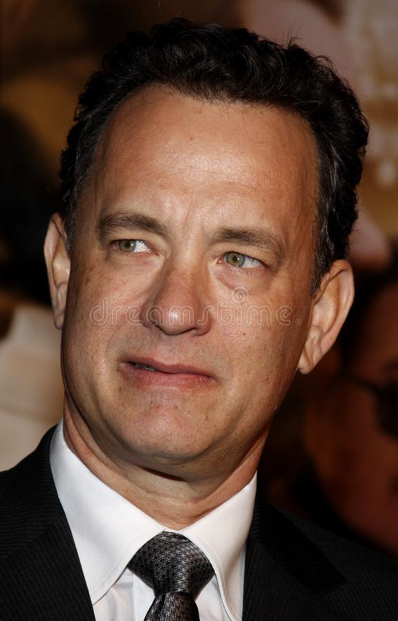 Tom Hanks stock image