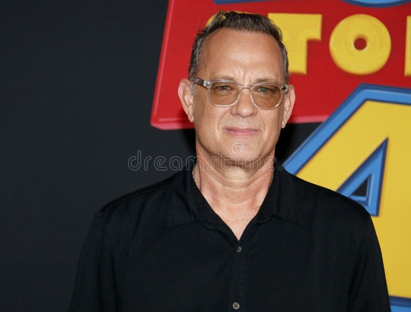 Tom Hanks imagens de stock royalty free