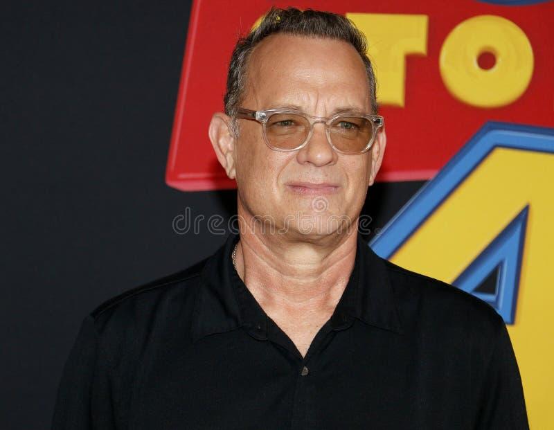 Tom Hanks imagem de stock