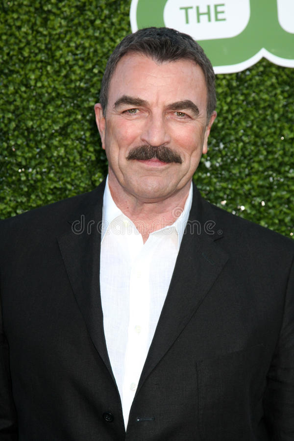 Tom Selleck imagem de stock royalty free