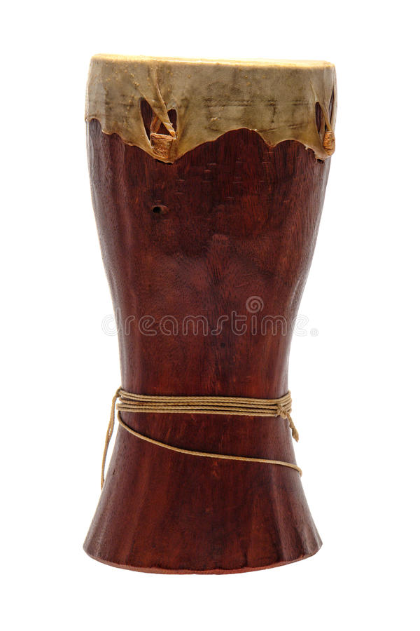 Tom-Tom Traditional African Music Instrument royalty free stock images