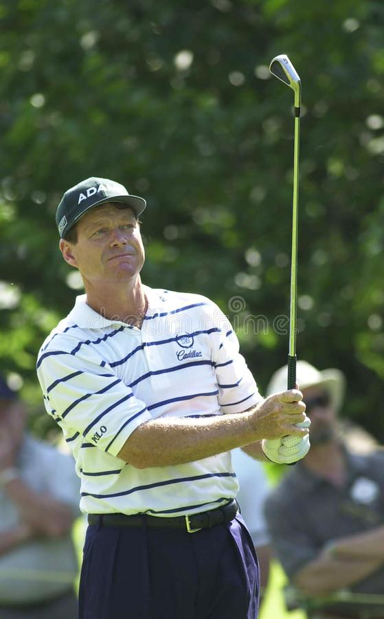 Tom Watson. Is an American professional golfer on the PGA Tour Champions, formerly on the PGA Tour. In the 1970s and 1980s, Watson was one of the leading stock images