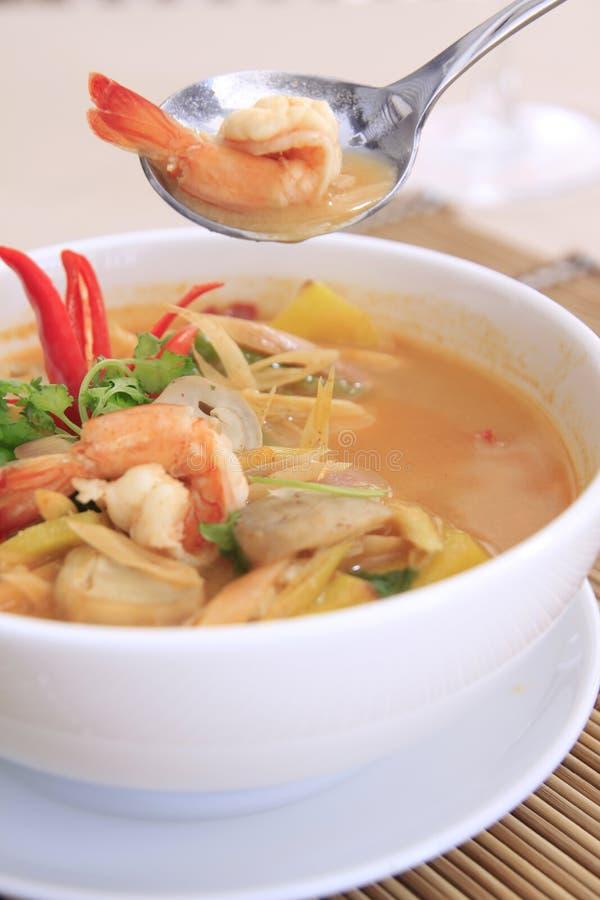 Download Tom yam Goong stock image. Image of dish, soup, food - 20774415