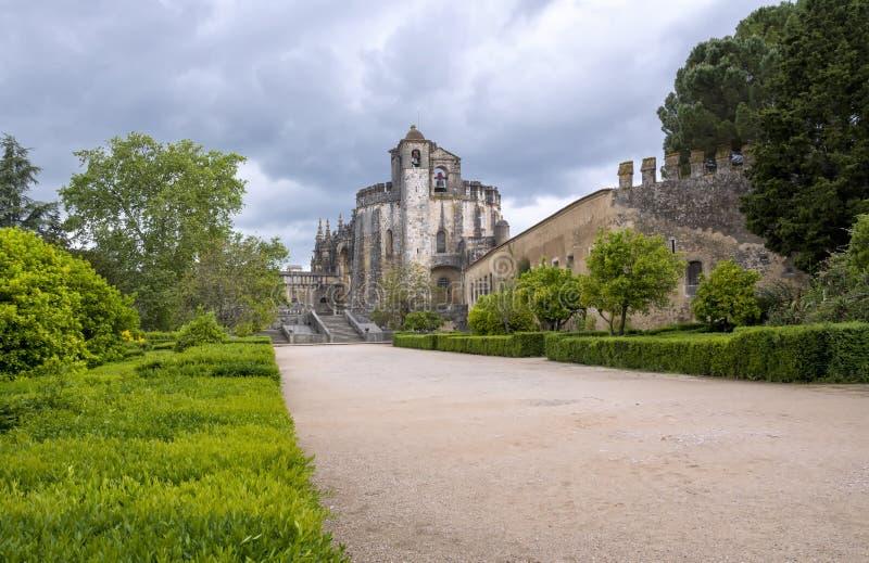 Tomar, Португалия стоковое изображение