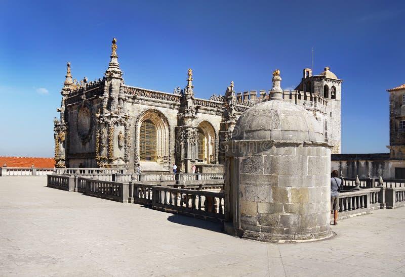 Tomar Church, Portugal fotos de archivo libres de regalías