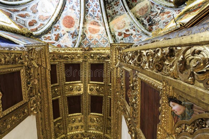 Tomar Convent di Cristo immagini stock libere da diritti