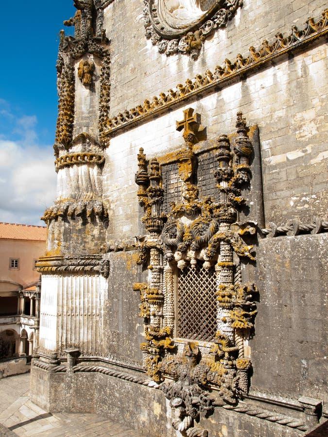 Tomar-Portugal stock fotografie