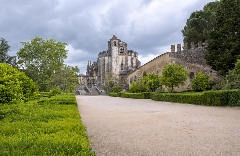 Tomar, Portugal imagem de stock