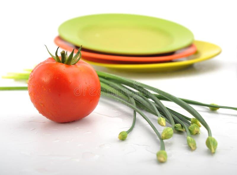 tomat arkivbild