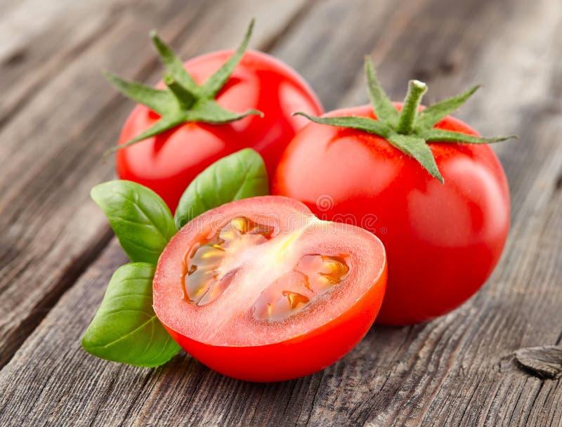 Tomat med basilika
