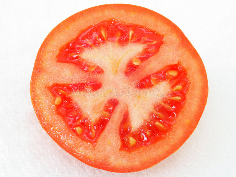 Download Tomate foto de archivo. Imagen de medio, ingredientes, fresco - 184532