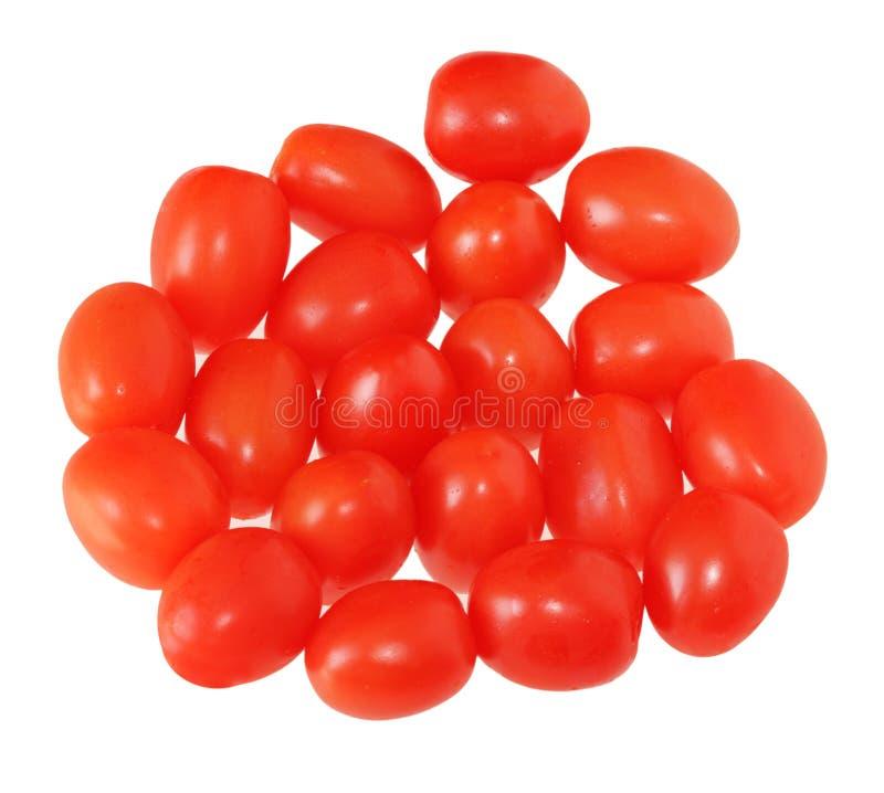 Tomate de baie de cerise images stock