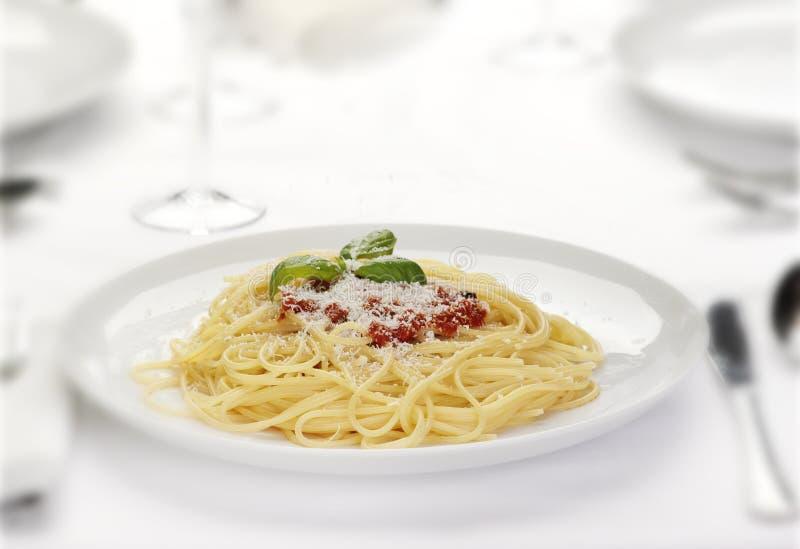 Download Tomate de sauce à pâtes photo stock. Image du table, savoureux - 8672912
