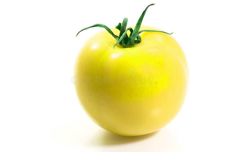 Tomate jaune image libre de droits