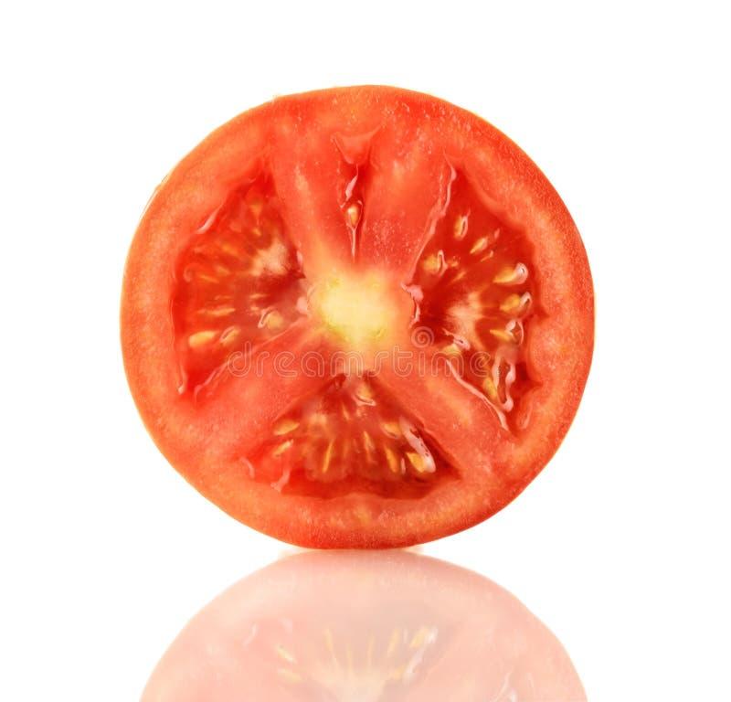 Tomate rouge de botte image libre de droits