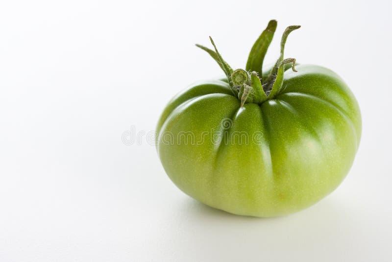 Tomate verde imagens de stock