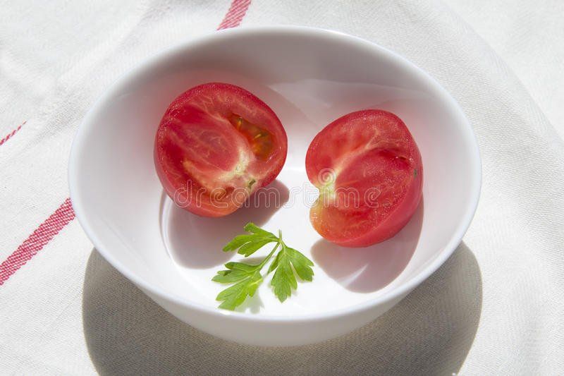 Tomaten 2 stockbild