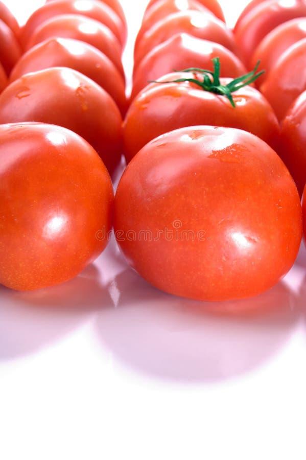 Download Tomaten Met Exemplaarruimte Stock Foto - Afbeelding bestaande uit cirkel, voorwerp: 10782698