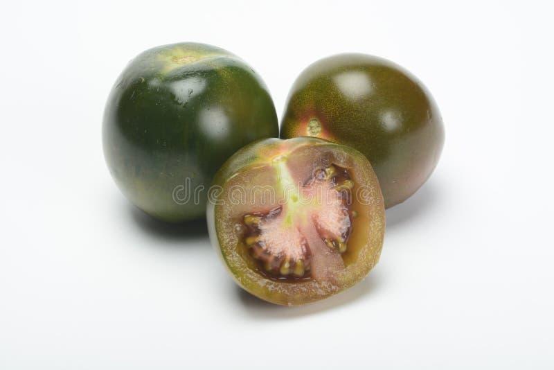 Tomatenkumato stock foto's