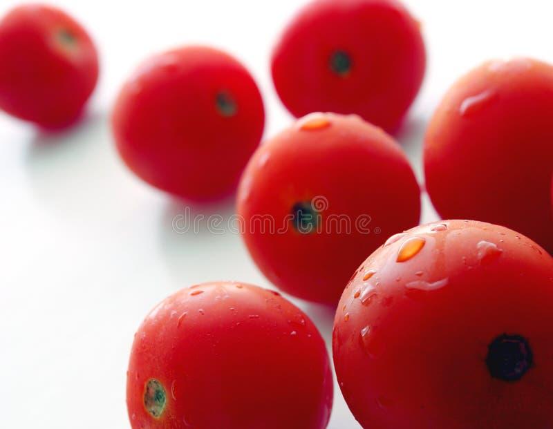 Download Tomater fotografering för bildbyråer. Bild av restaurang - 44841