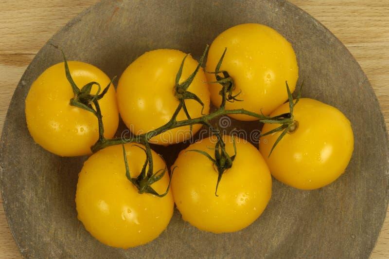 Tomates au marché photo stock