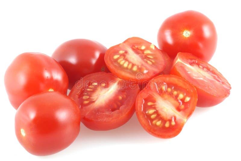 Tomates-cerises. photos libres de droits