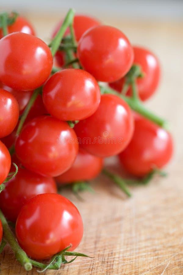 Tomates délicieuses photo stock