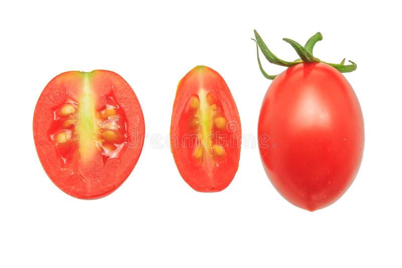 Tomates da uva imagens de stock