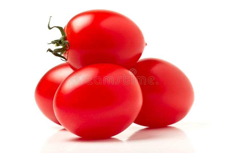 Tomates de plomb italiennes images stock