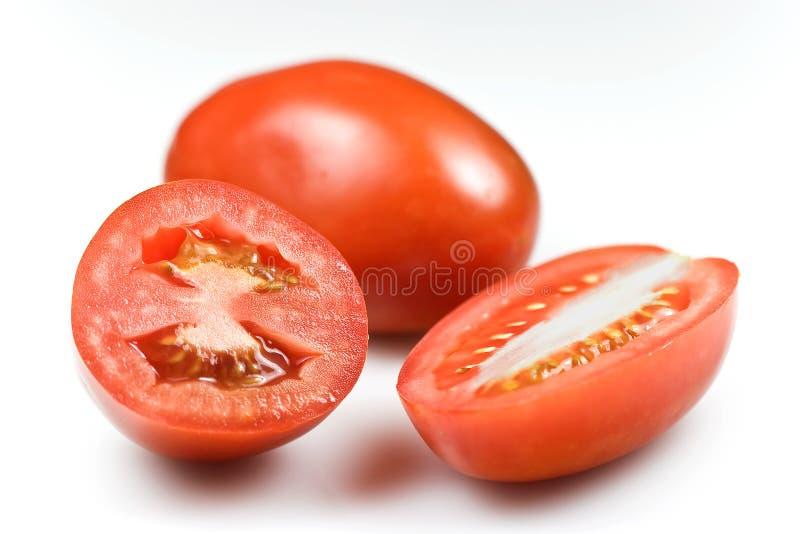 Tomates de Roma photographie stock libre de droits